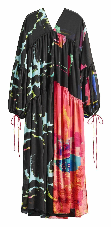 Tunika-klänning H&M Studio SS20