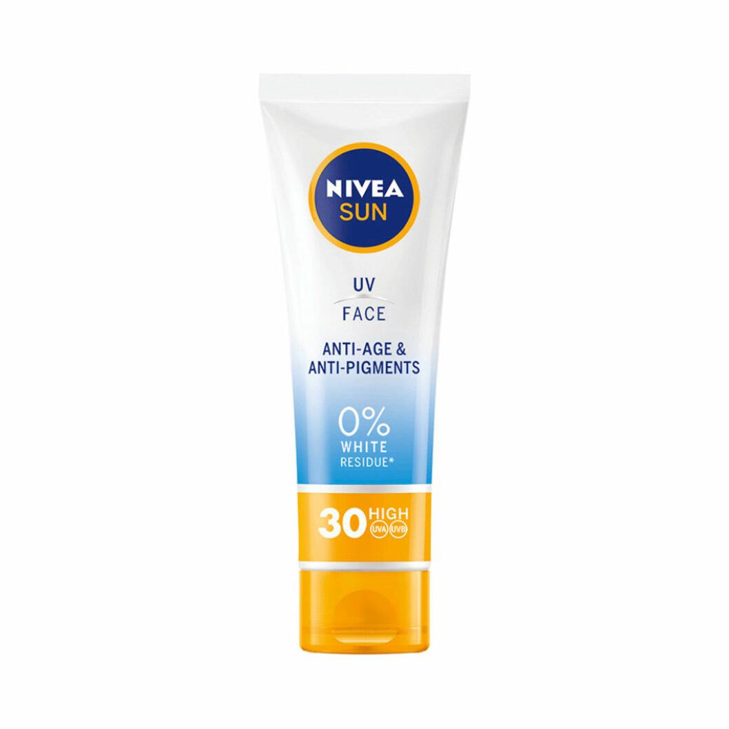 Nivea Anti-age och anti-pigments SPf 30