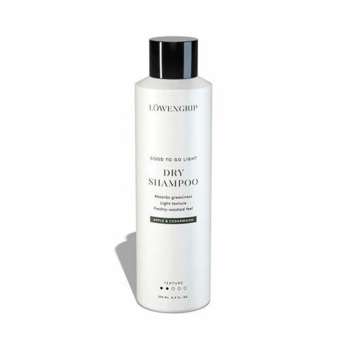 Good to go light dry shampoo från Löwengrip