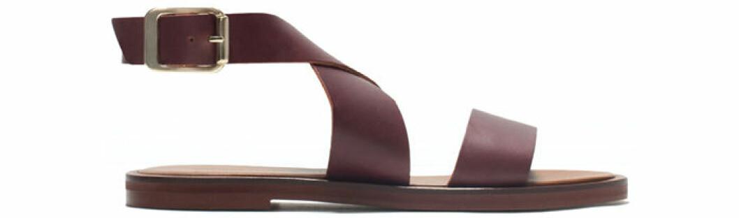 7. Sandal, 549 kr, Zara