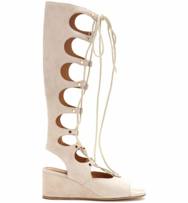 7. Sandal, 9089 kr, Chloé Mytheresa.com