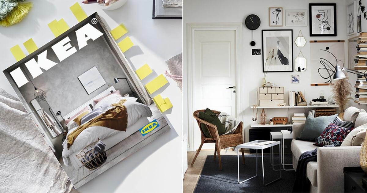 Ikea-katalogen läggs ner – här är anledningen