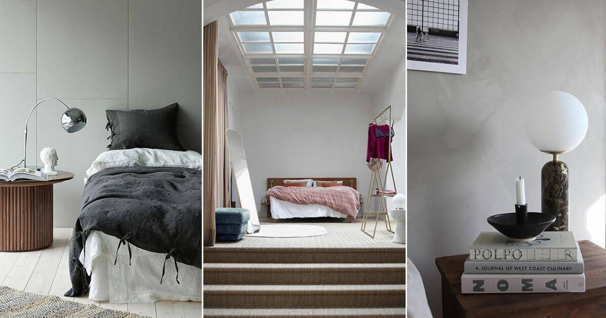 Uppdatera sovrummet! 24 fynd att göra på rean
