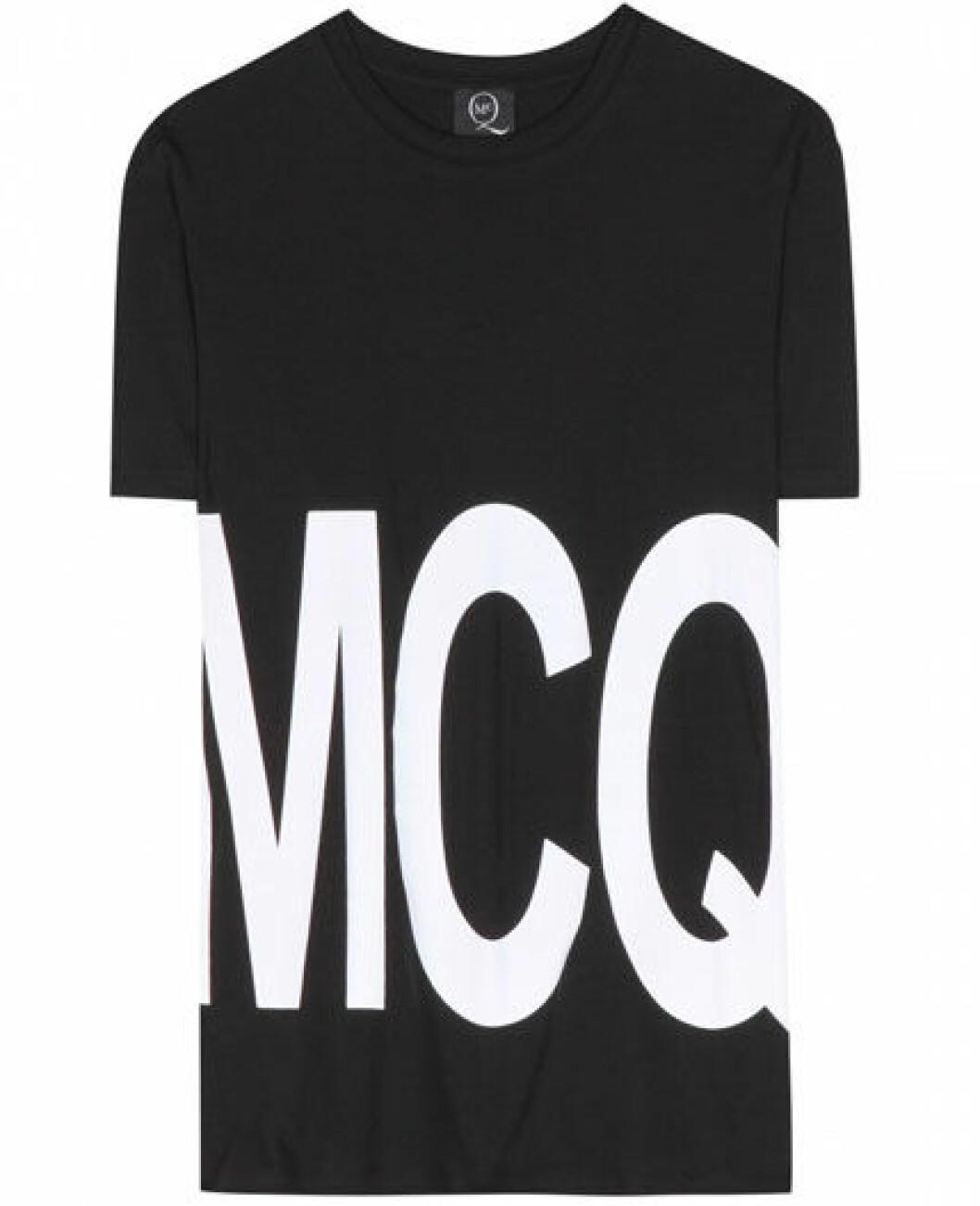 8. T-shirt, 977 kr, McQ Alexander McQueen Mytheresa.com