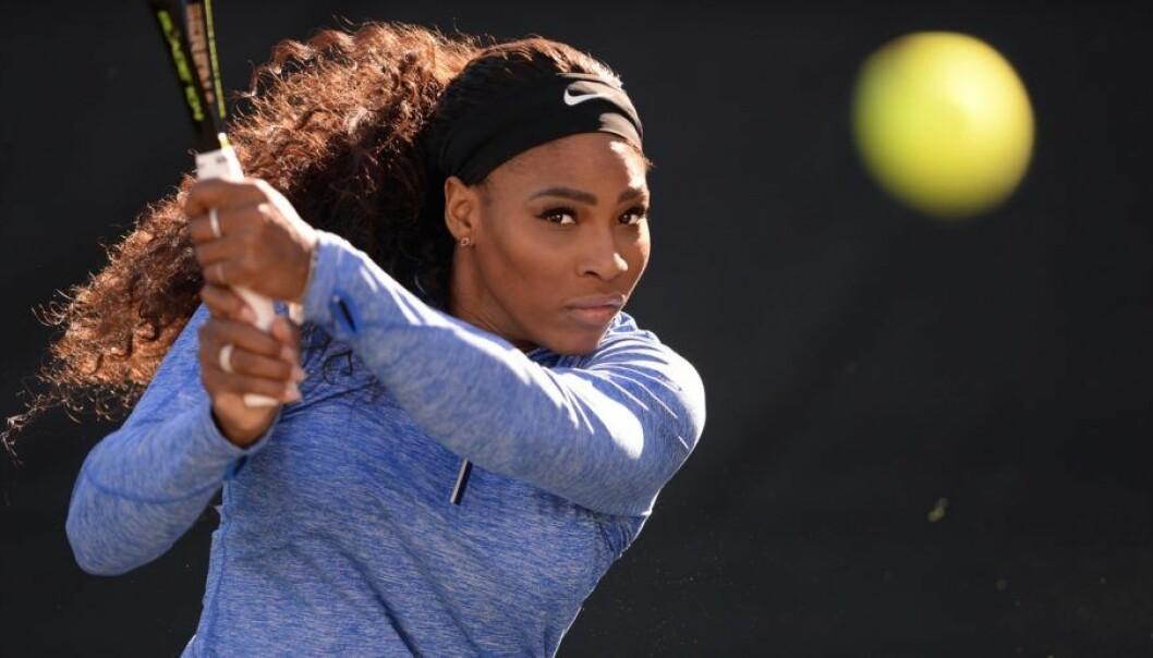 Nu öppnar Serena Williams upp om sin förlossning.