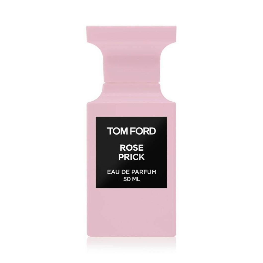 Parfym med doft av ros – Tom Fords Rose Pric