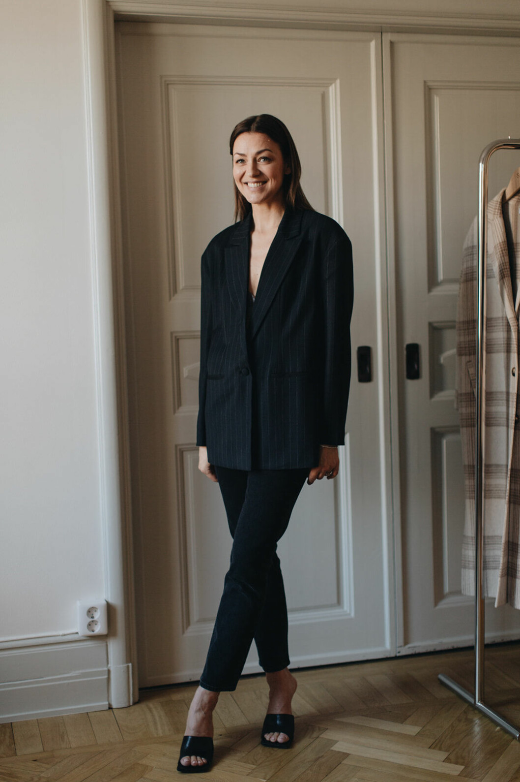 Svenskt mode Styleins grundare Elin Alemdar.