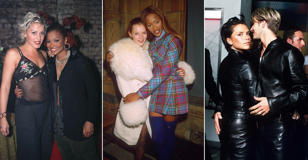 90-talets stilsäkra bästisar