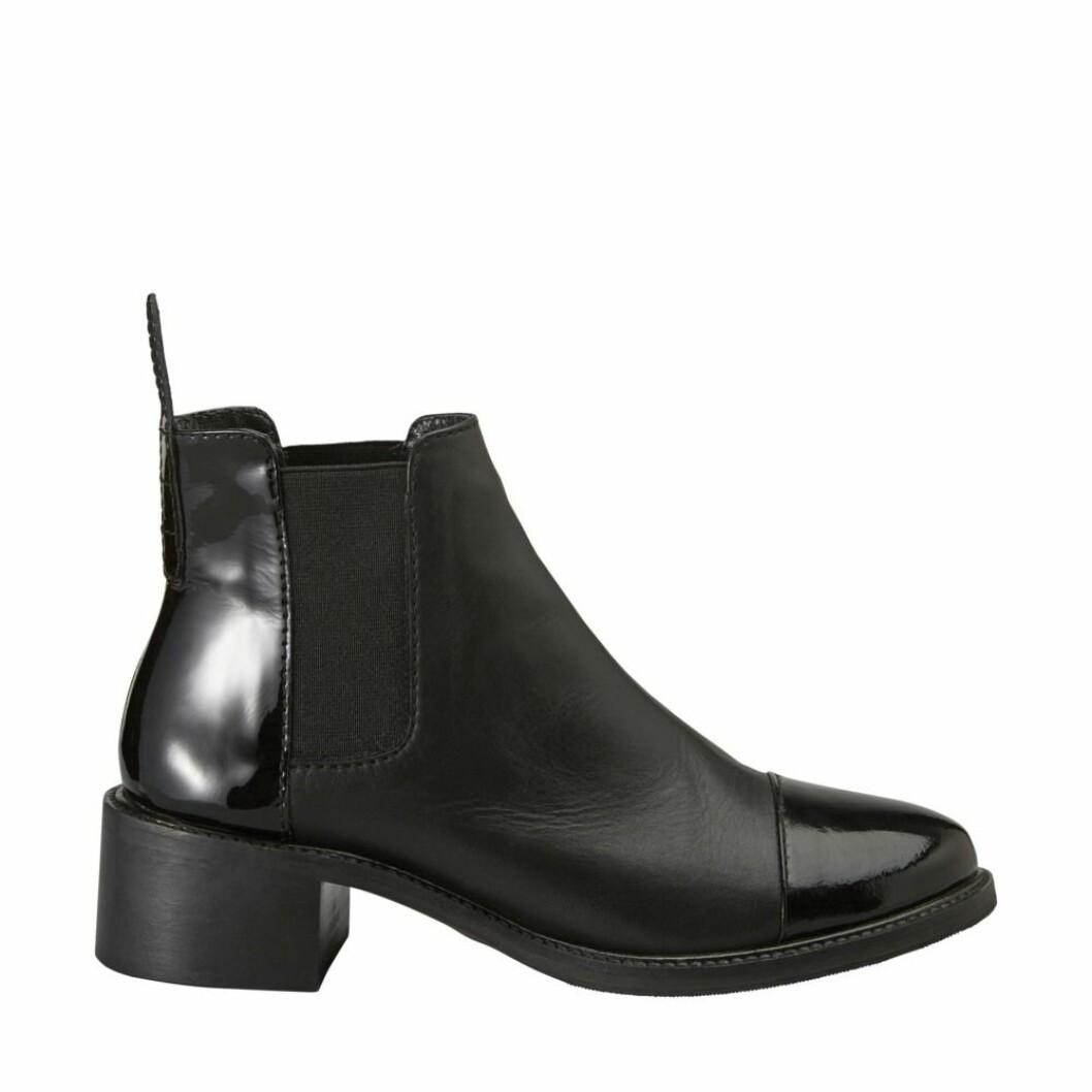 Svarta boots från Minimarket.