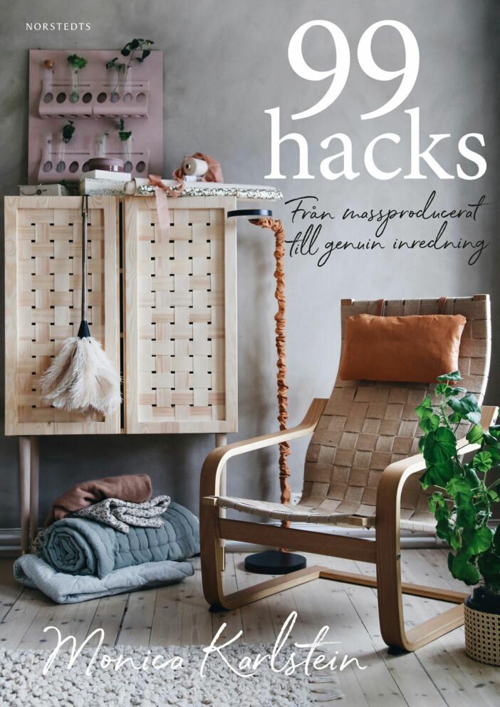 99 hacks bok med DIY-projekt av Monica Karlstein