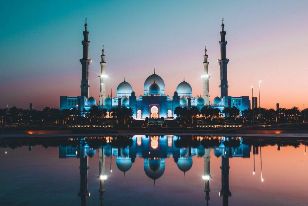 Abu Dhabi vattumannen