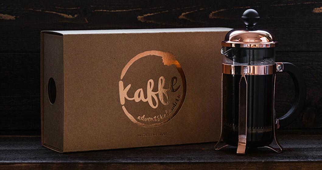 Kaffekalender från Nabu, 395 kr.