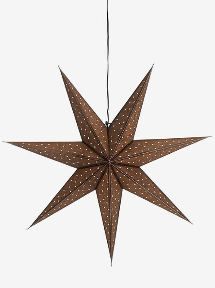 Adventsstjärna i brons, Ellos Home