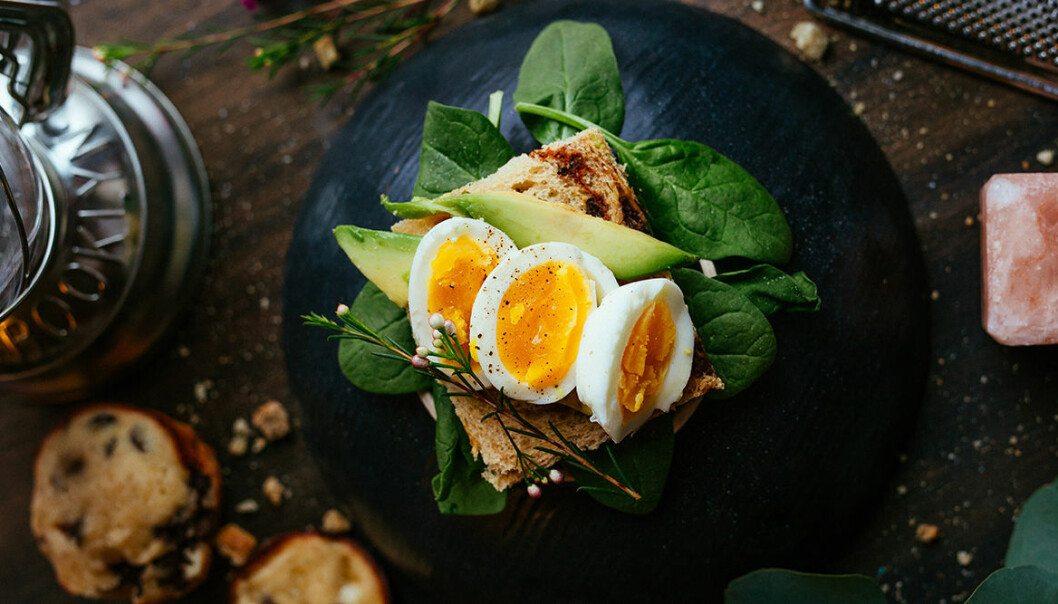 Fördel med att äta ägg varje dag