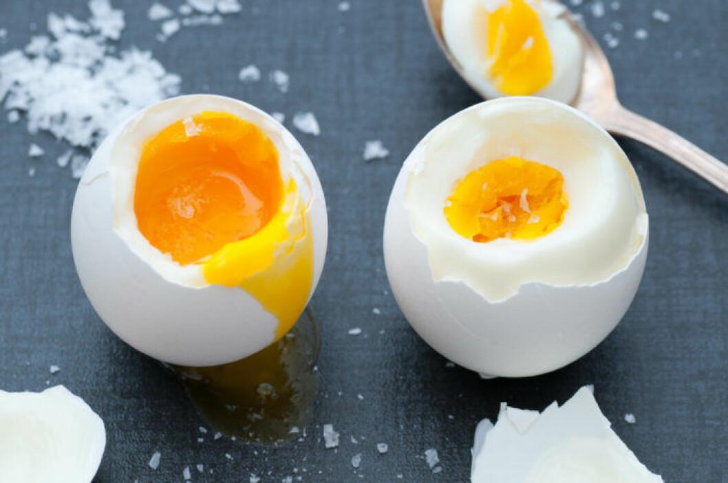 Ägg är dubbelt så nyttigt som vi trott. Foto: Shutterstock