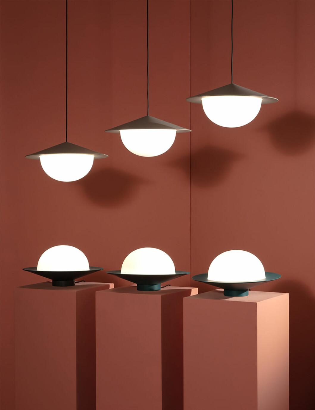 Lampor från Ago