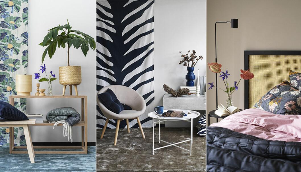 Åhléns höstkollektion för hemmet 2019