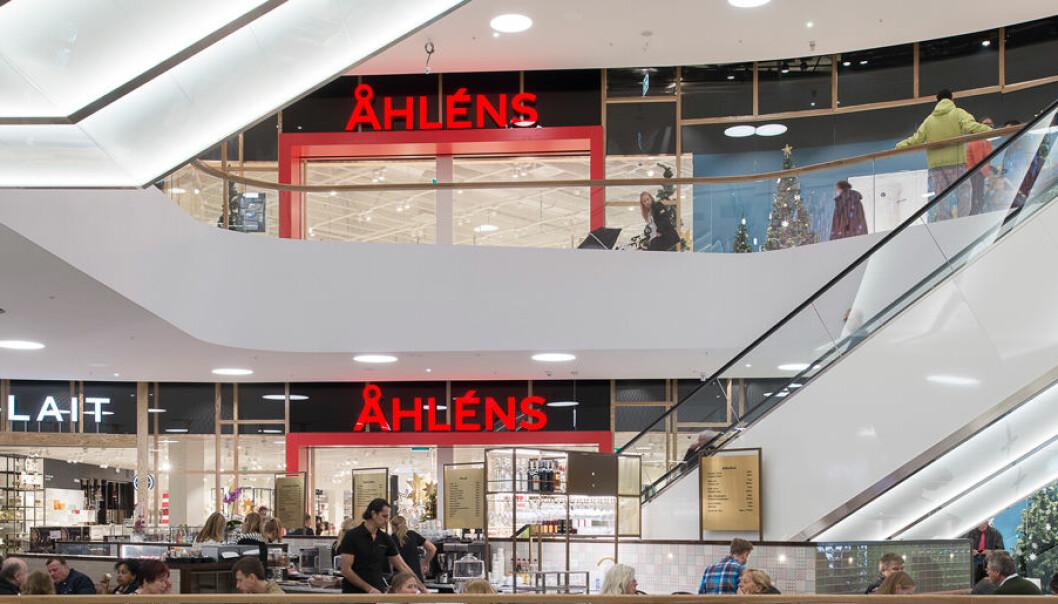 Nu lanserar Åhléns en ny produktkategori.