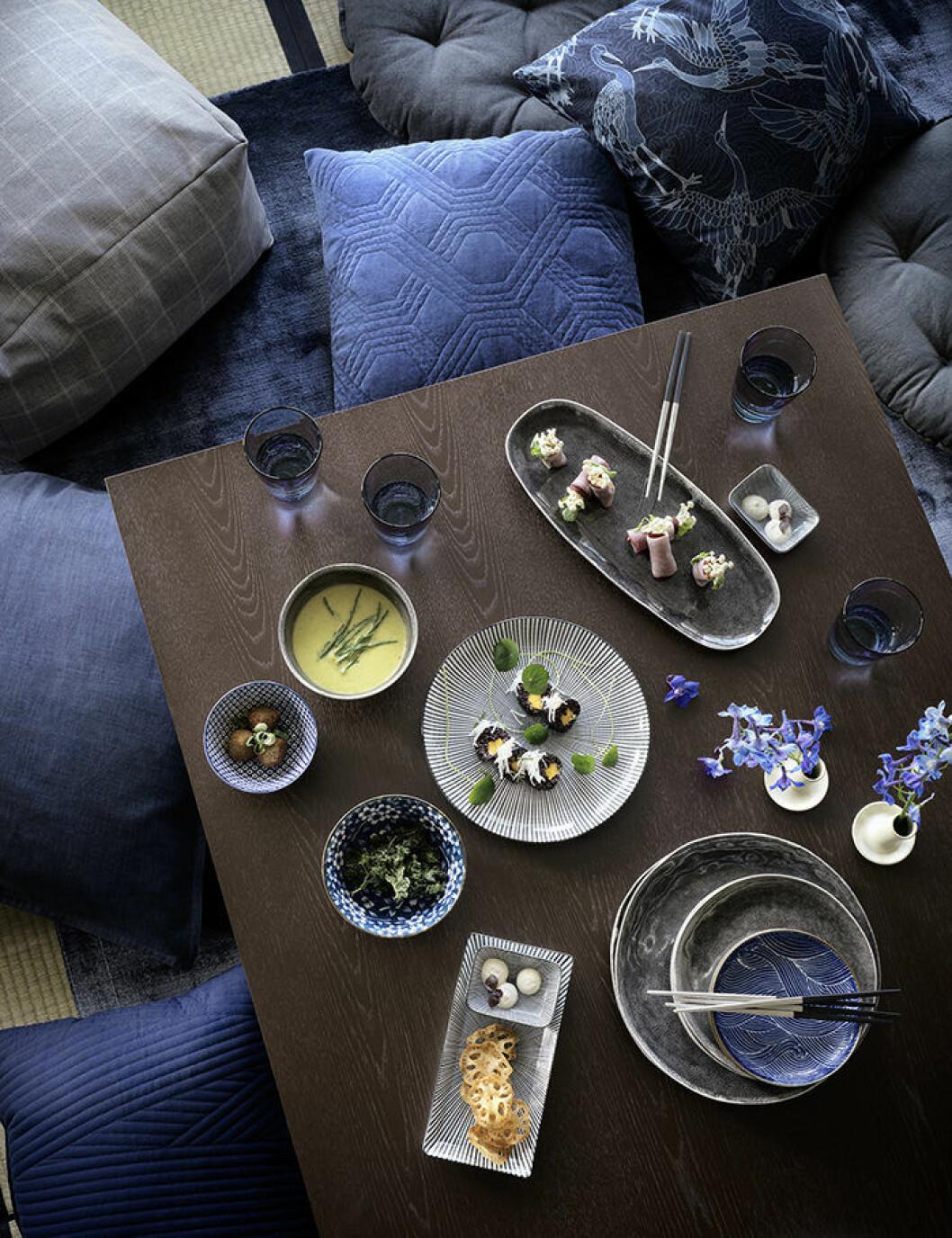 Åhléns släpper en ny höstkollektion inspirerad av Japan