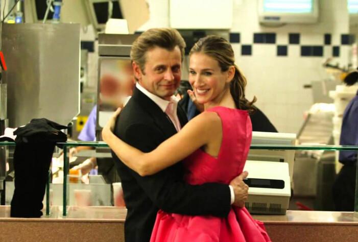 Aleksandr och Carrie i SATC