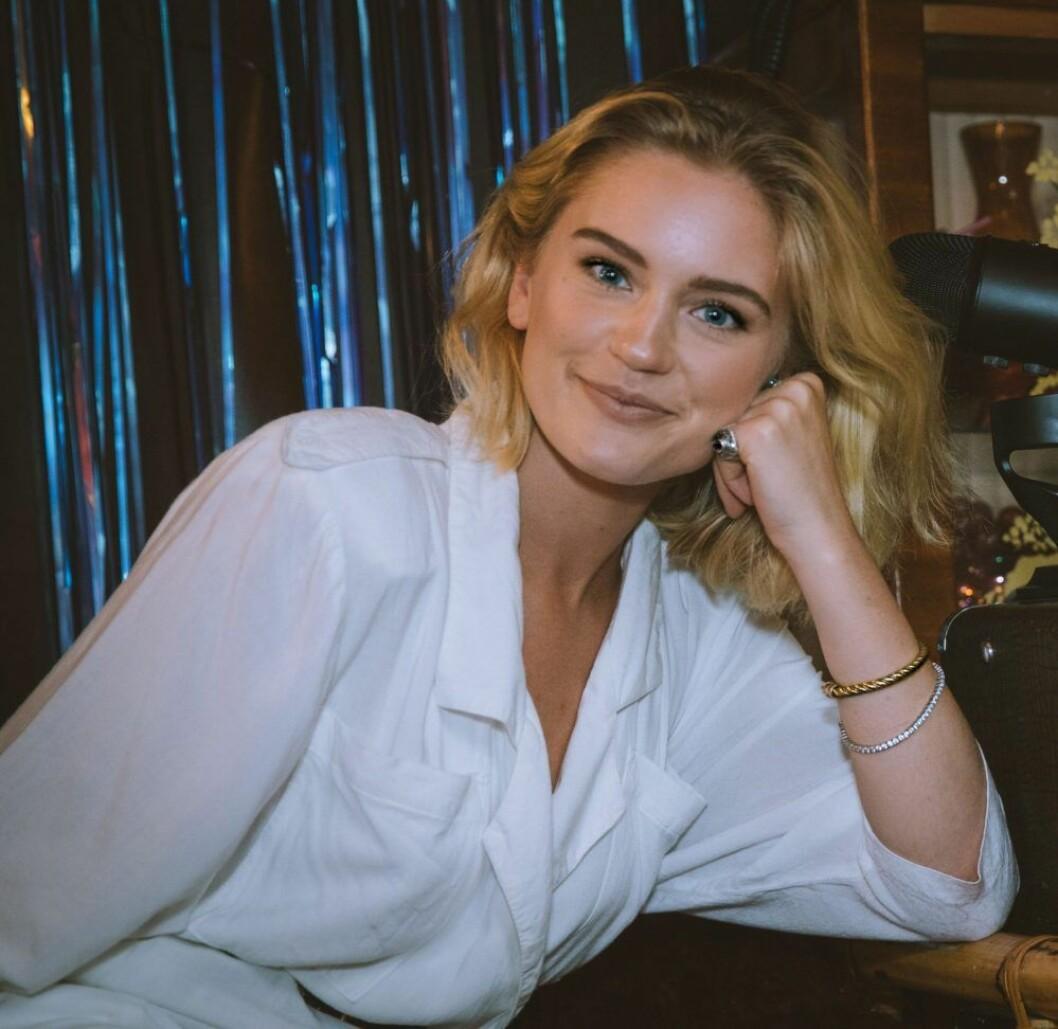 Alicia Agneson vill vinna Oscar innan hon fyller 25