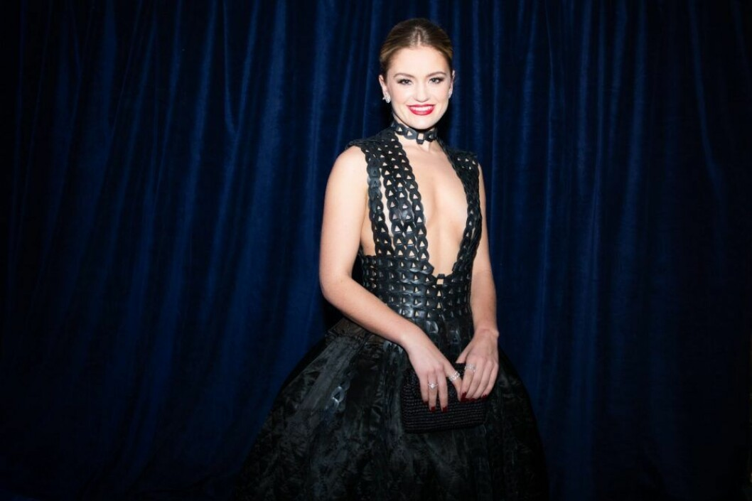 Alicia Agneson BAFTA 2020