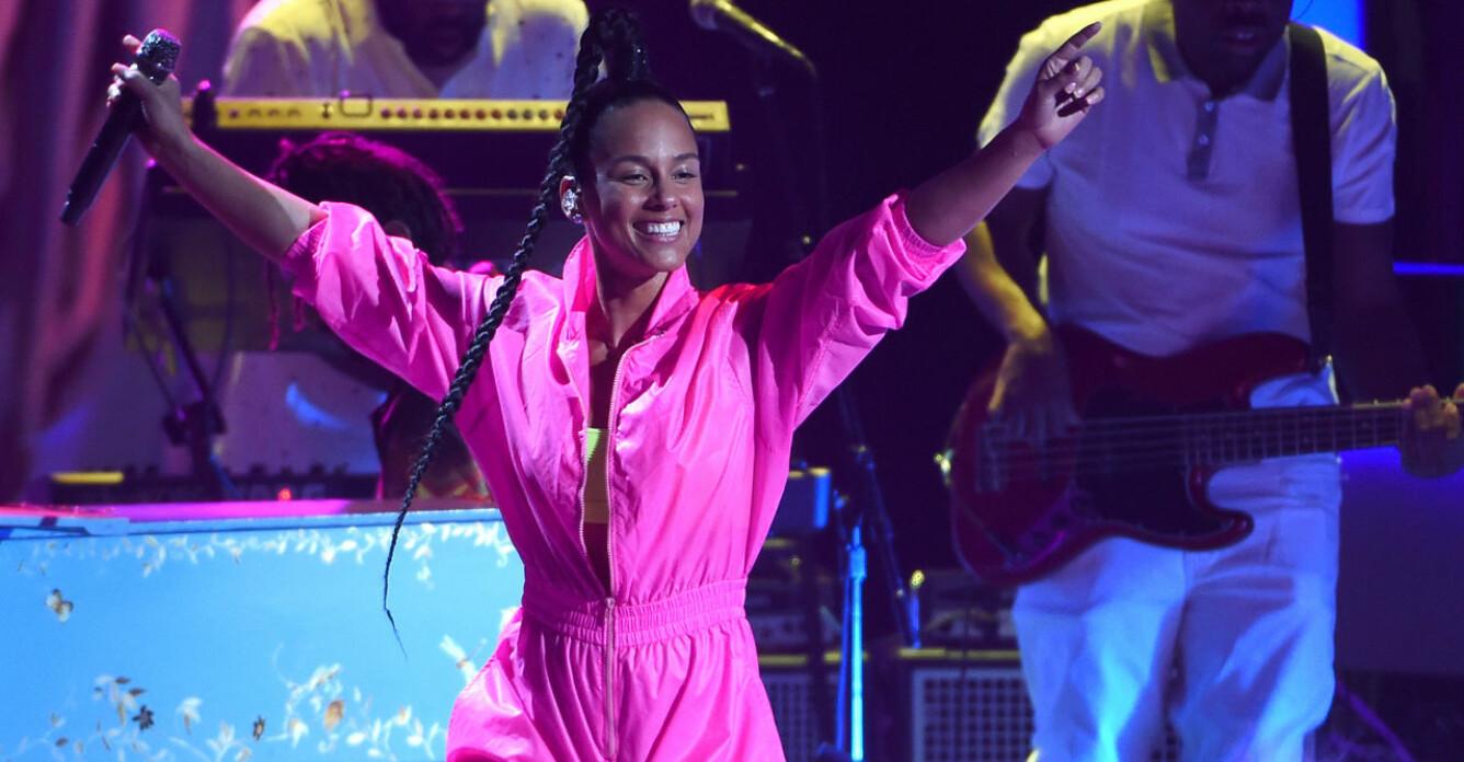 Alicia Keys kommer till Sverige 2021