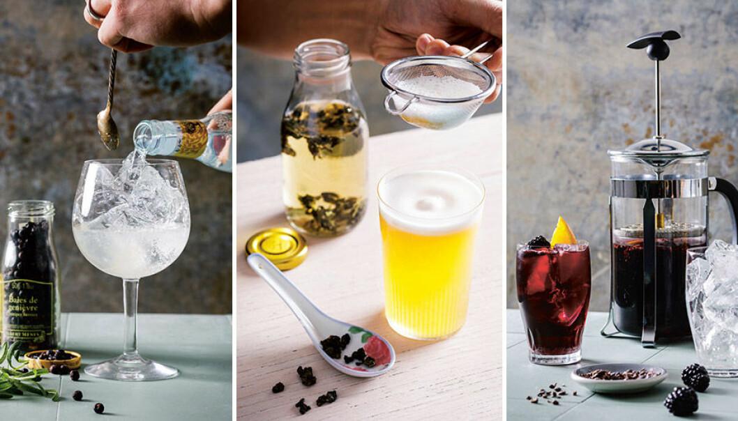 Bjud på alkoholfria drinkar till maten!