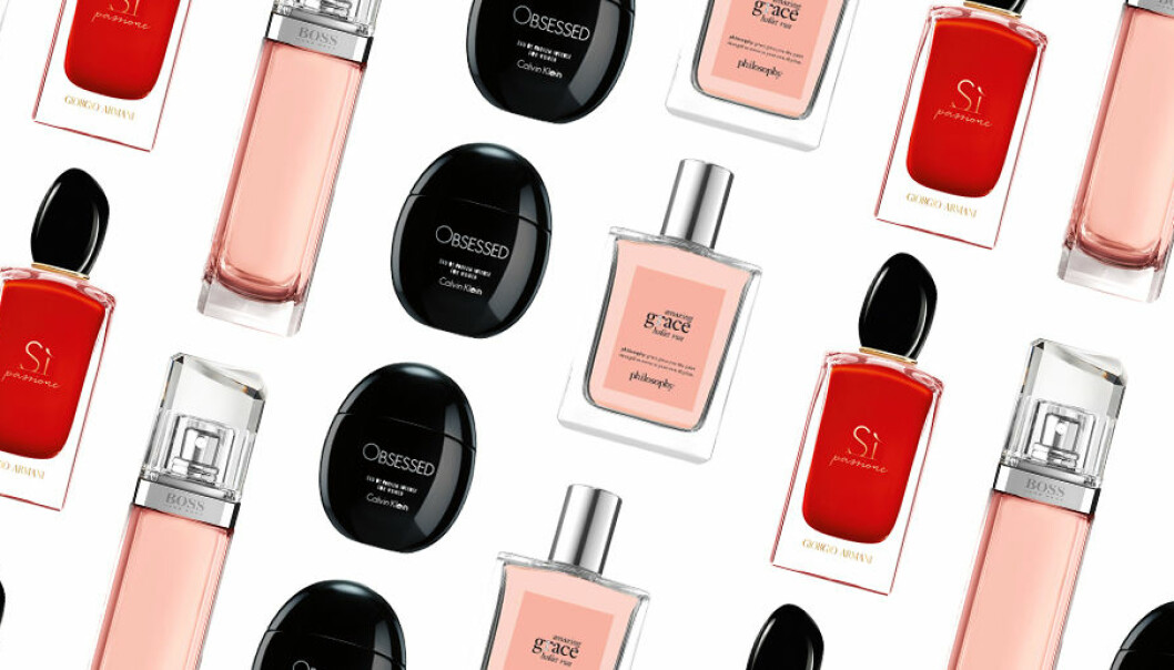 Tips på olika parfymer.