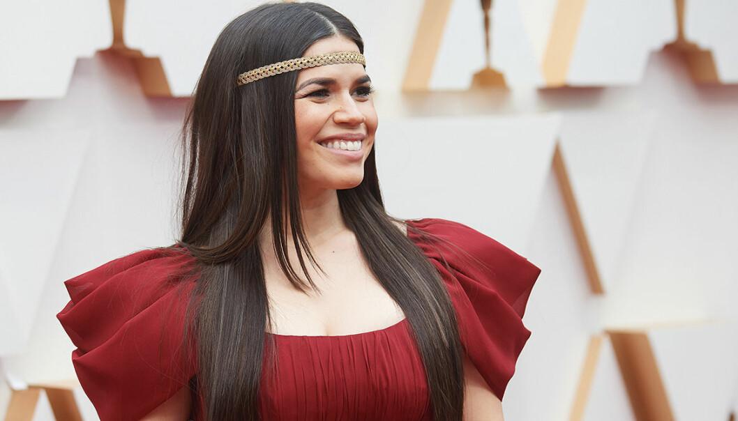 America Ferrera på Oscarsgalan 2020