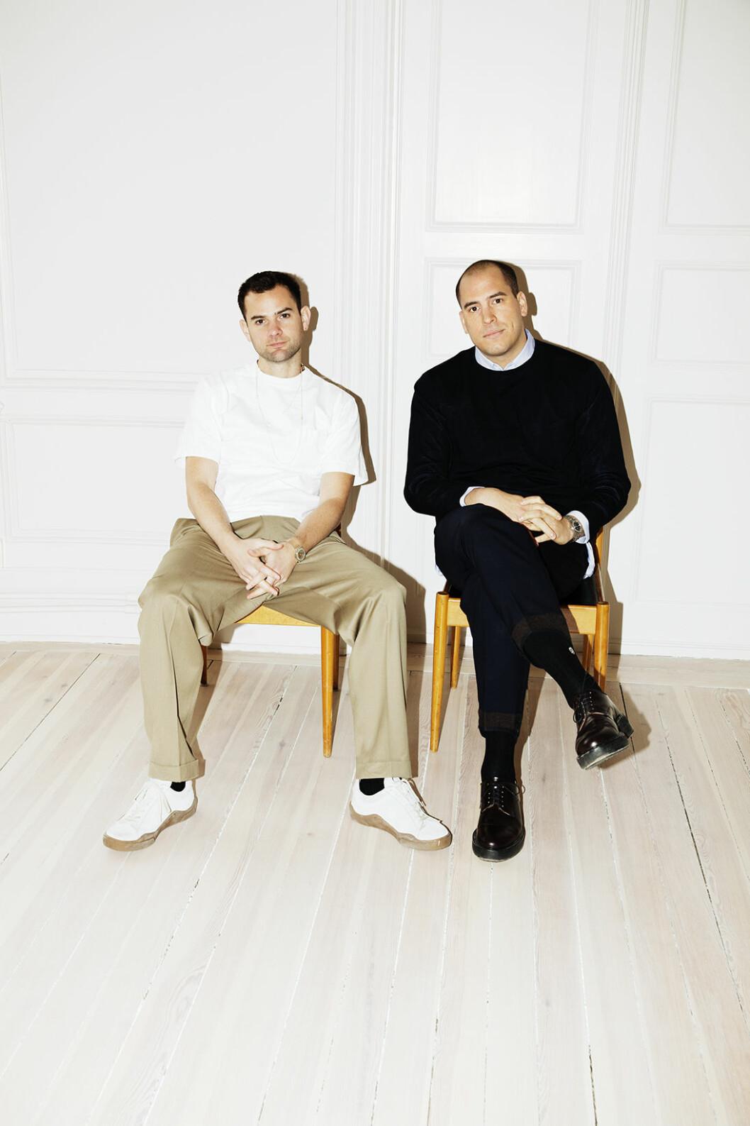 Eytys Max Schiller & Jonathan Hirschfeld.