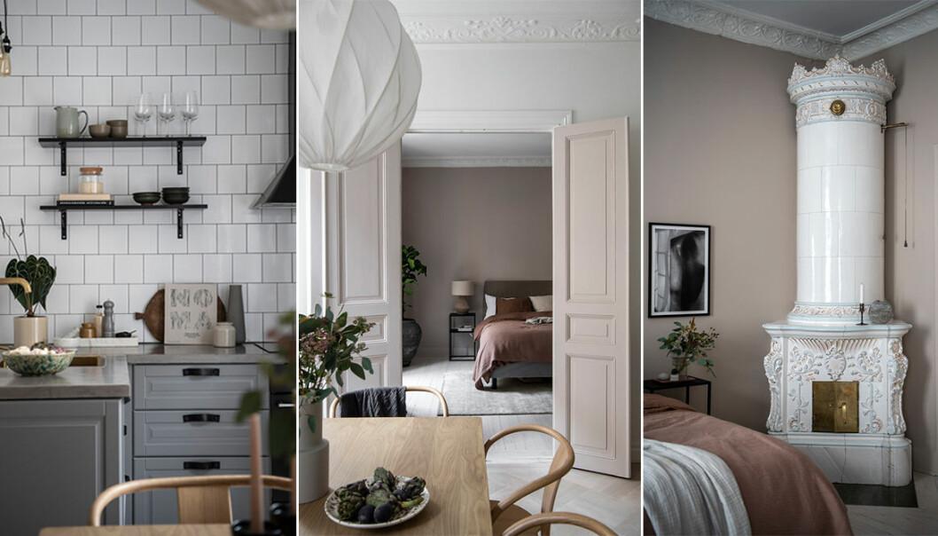 Angelica Blicks lägenhet till salu – se bilderna