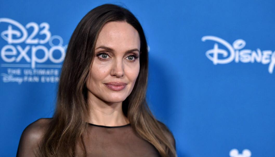 Angelina Jolie ny Marvelfilm Eternals