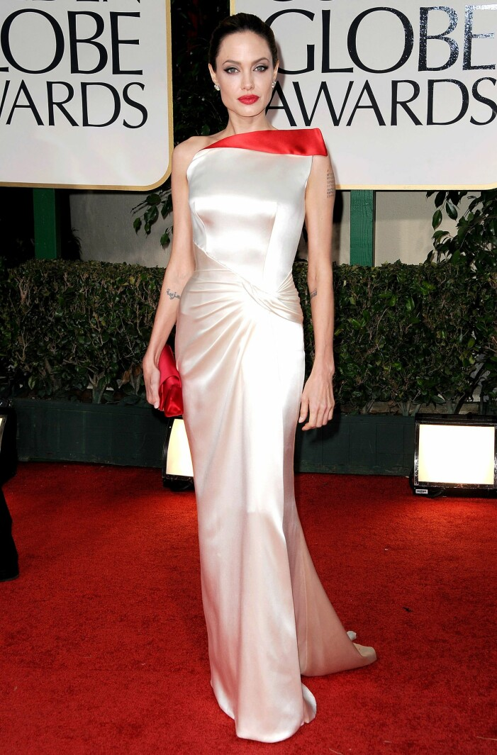 Angelina Jolie, 2012