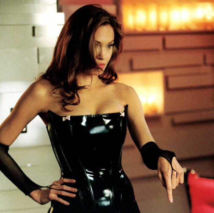 Angelina Jolie i Mr & Mrs Smith