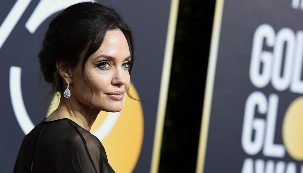 Angelina Jolie är aktuell med två filmer i år!