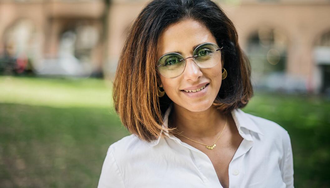 Anitha Clemence om satsningen Insta Sitcom