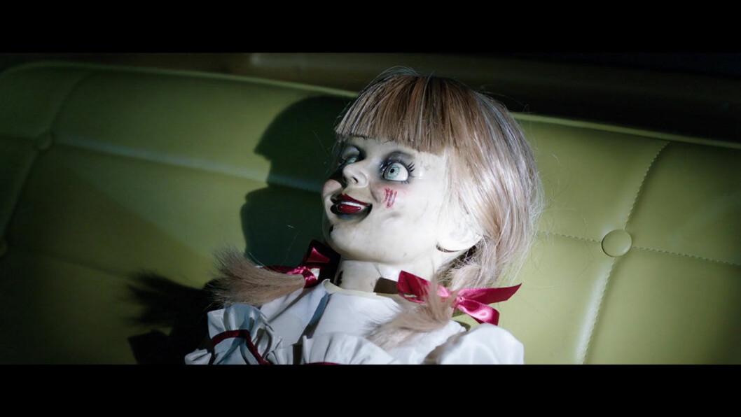 Annabelle Comes Home har premiär på Netflix i april 2020