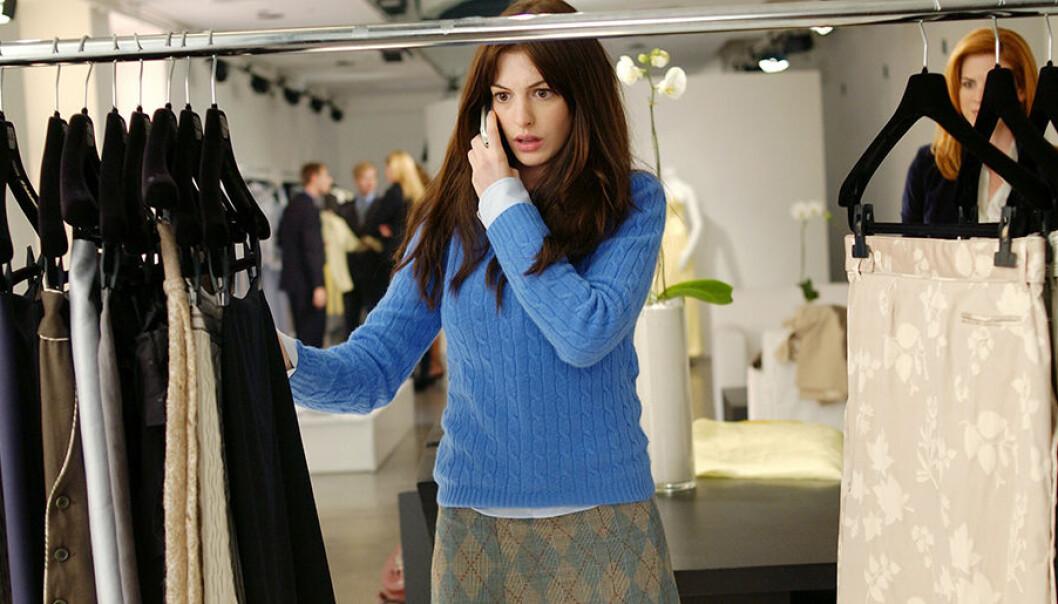 Tröttnar du alltid på dina kläder? Nu har forskare en förklaring till problemet!