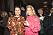 Maria Backlund och Karin Lindahl på annonsmingel före ELLE-galan 2020