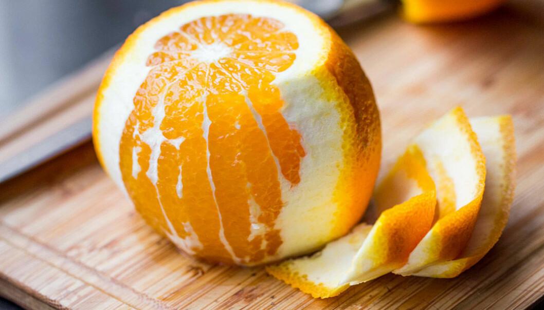 Lär dig se om apelsinen är kärnfri – utan att skala den!