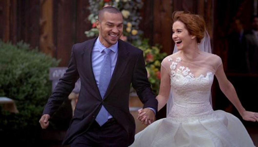 April och Jackson i Greys Anatomy