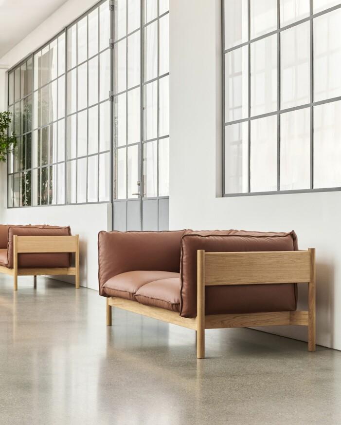 Inred tidlöst och hållbart hemma, certifierade möbler