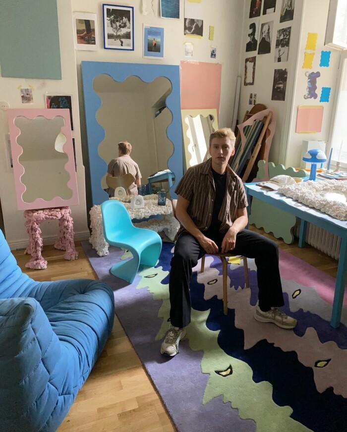 ELLE Decoration Design Awards 2021 Årets blickfång går till Gustaf Westman
