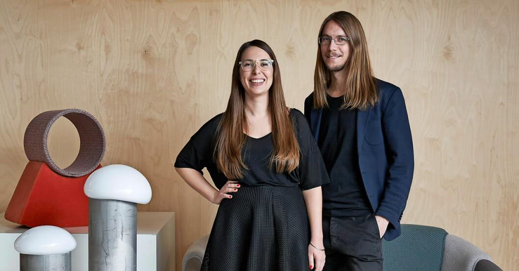 Färg & Blanche är Årets designer 2019.