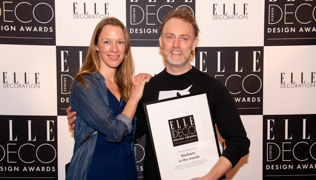 ELLE Deco Design Awards 2020: Stedsans in the Woods vann Årets destination