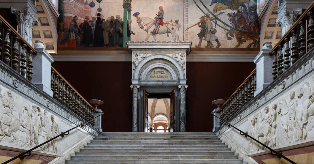 Nationalmuseum tilldelas Årets hederspris 2019.