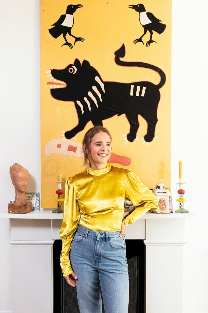 ELLE Decor Design Awards 2021 Årets inredare Beata Heuman