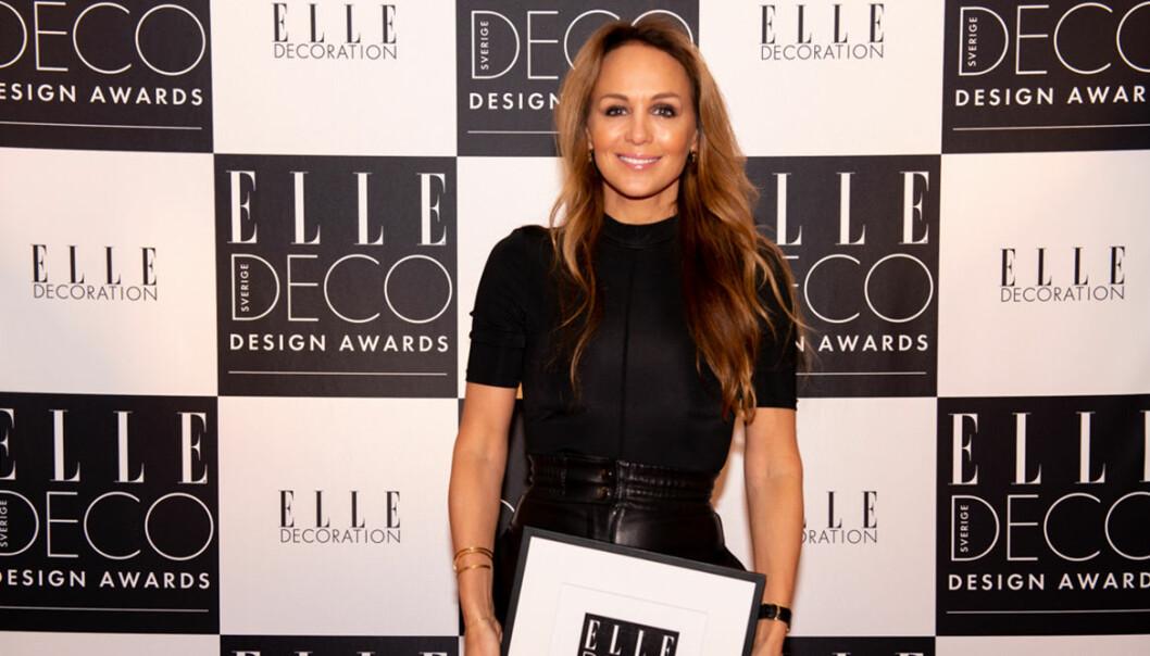 ELLE Deco Design Awards 2020: Louise Liljencrantz vann Årets inredare