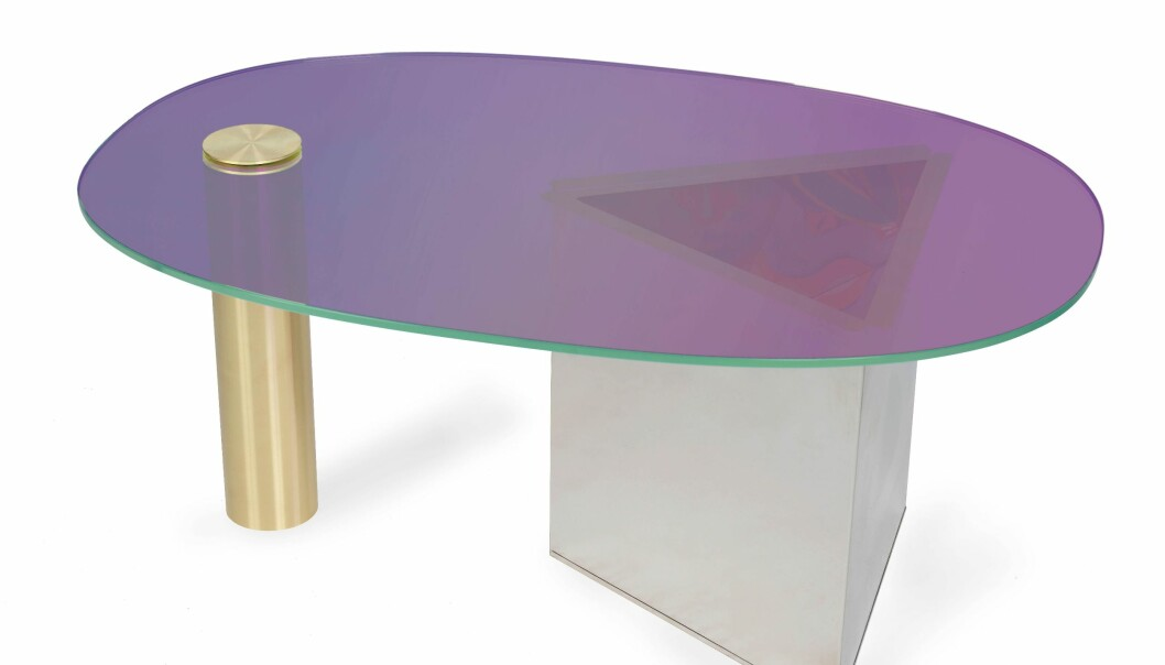 ELLE Decor Design Awards 2021 Årets möbel bordet Ettore av Åsa Jungnelius